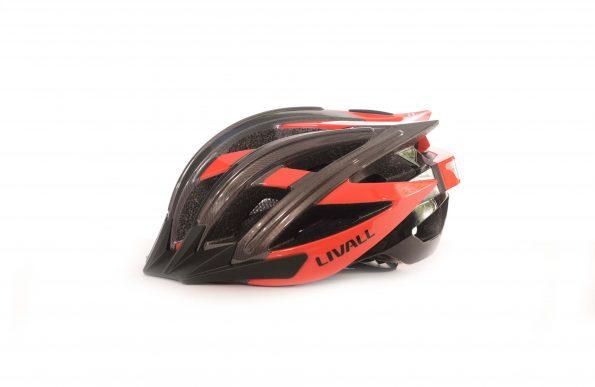 Livall BH100 Bling Helmet – Ferrari Red