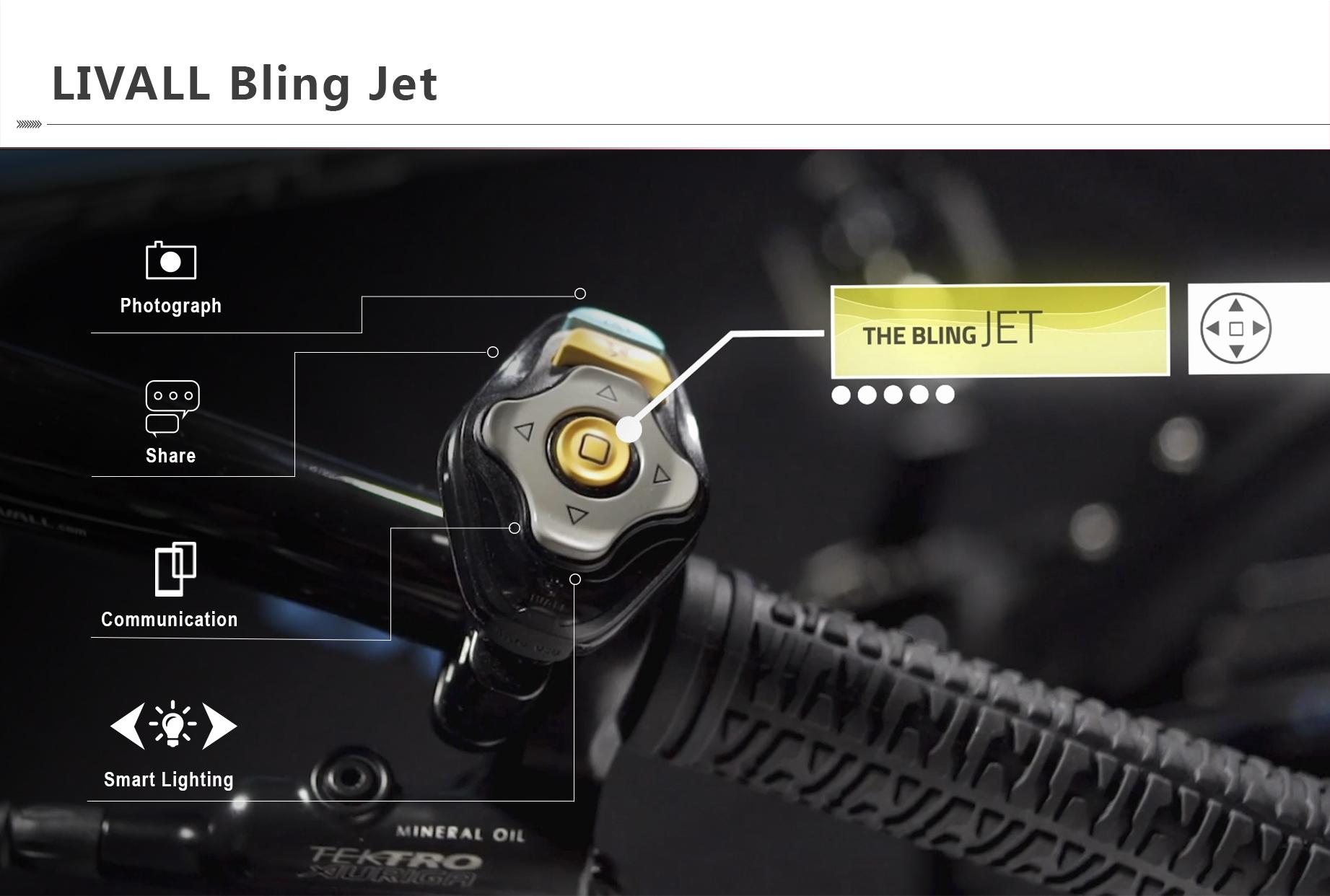 LIVALL Bling Jet
