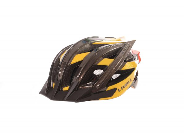 Livall BH100 Bling Helmet – Bumblebee Yellow