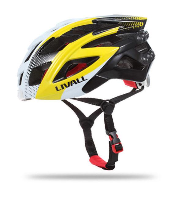 Livall BH60 Bling Helmet – Yellow